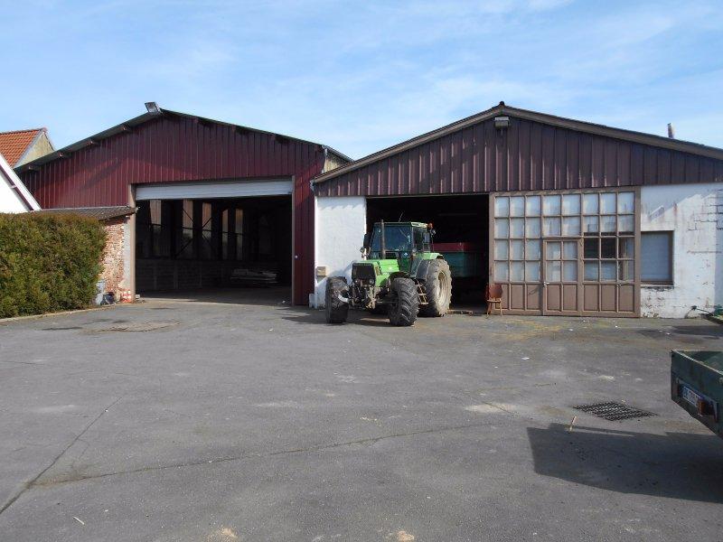 Location hangar avec bureaux secteur aubigny en artois - Location hangar paris ...